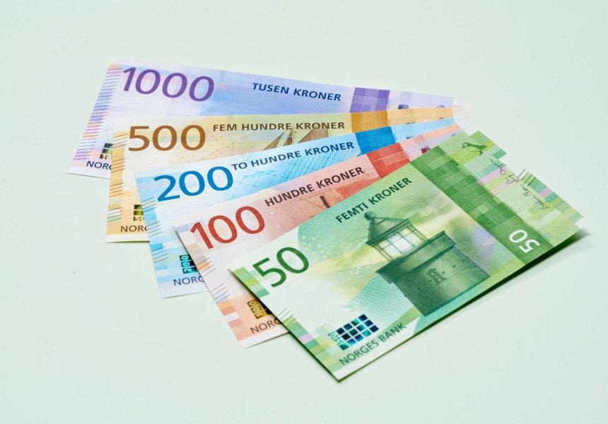Metric Banknotes 12468